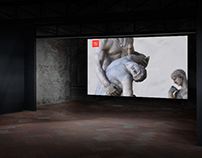 Florence, sculpture in the city_ Video