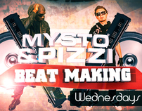Mysto & Pizzi | Beat Making Wednesdays Opener