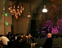Chandelier (Funky-Bunki club, Moscow, Russia)