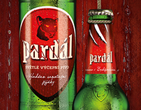 Pardál website