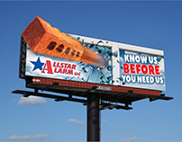 Allstar Alarm Billboards