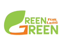 "Payless ShoeSource ""Green for Less Green"" logos"