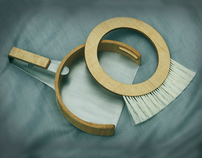 Discus Dustpan & Brush