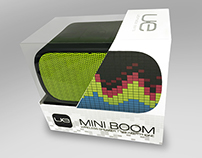 UE Mini Boom Package Redesign