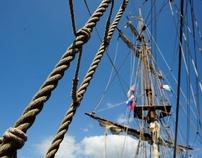 La Grace/ Sailing round Corsica