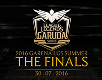 "Garena LGS ""The Finals"" 2016"