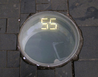 Street weighing scale