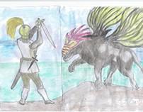 Dragon V Knight