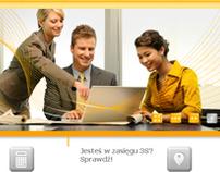 '3S dla Firm' website