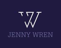 Jenny Wren Branding