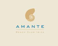 Amante Ibiza - Website