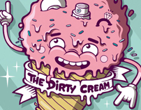 THE DIRTY CREAM