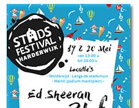 Schoolprojectstadsfestival Harderwijk