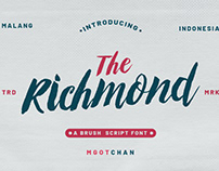 RICHMOND - FREE FONT