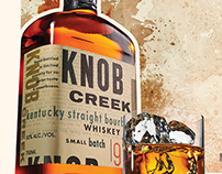 Knob Creek: Advertising Campaign