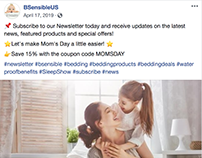 B-Sensible Mother's Day Newsletter