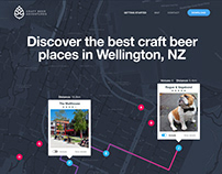 Wellington craft beer app
