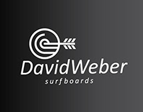 David Surfboards / Branding