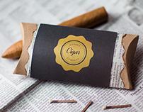 Cigar Market Company: Packaging Design