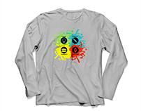 T-Shirt, Map, & Activity Card Design - Innovation Expo