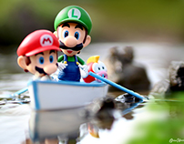 Super Mario inspired Photography