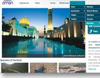 Oman Tourism Portal