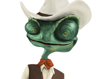 Rango - Illustration