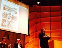 Presentation at Graphic Design Forum