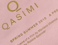 Qasimi - Menswear SS10 Invites