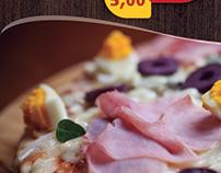 Coxinha du Chef - Folder Mini Pizza