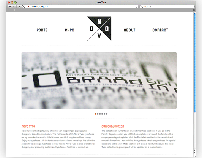 Novo Typo website
