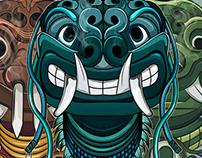 Ilustración Chavín