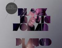 Black Magic Woman - Minimalistic