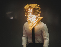 Gold Chunk