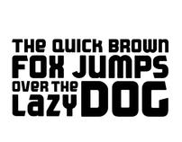 Crown typeface design