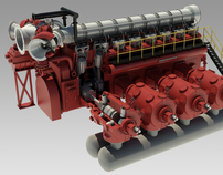 Cameron Work (Gas Plant and Engine)