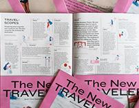 Berlin Travel Festival Magazine - Illustrations