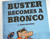 Buster Becomes a Bronco