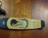 Joe Long Skateboards