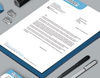 IDENTITE VISUELLE Papeterie & lettres d'information