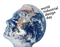 ICSID World Industrial Design Day Poster