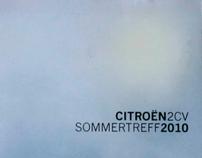 Citroën brochure