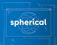 Редизайн сайта Spherical