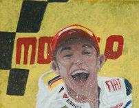 exhibition for MOTO GP 2009