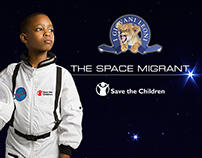 The Space Migrant - Giovani Leoni 2016 - 2nd Price