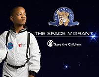 The Space Migrant - Giovani Leoni 2016 - 2nd Price