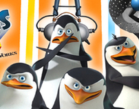 Penguins of Madagascar Cups