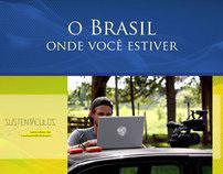 Campanha o Brasil onde você estiver