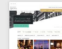 SDC du Vieux-Montréal  |  Web