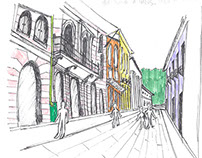 Ciudad I: Recorrido centro de Bogota